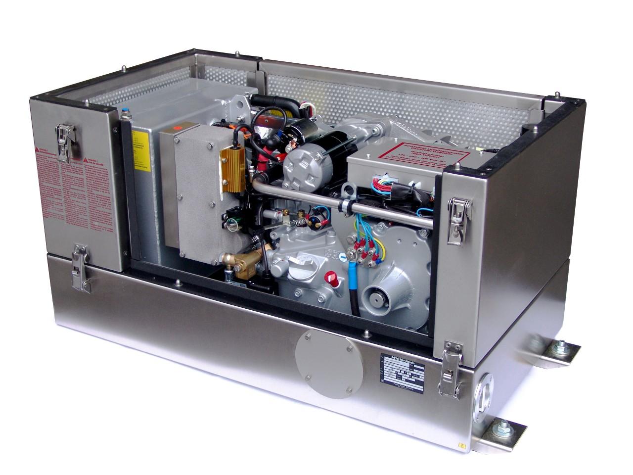 Vehicle Generator PVMV-N from Fischer Panda UK