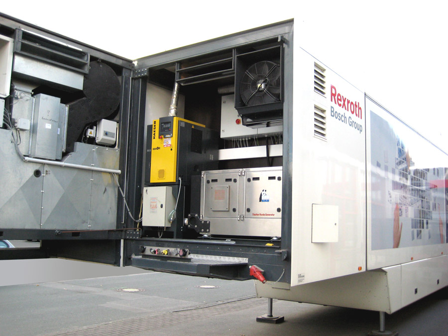 trailer mounted generators 10